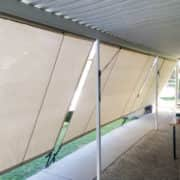 MJSails Shade Sails Brisbane Residential Rope and Pulley Shade Cloth Blind / Awning 004